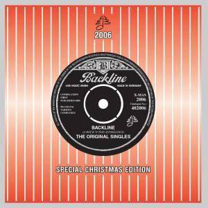 Cover - Bing Crosby & The Andrews Sisters: Backline - Special Christmas Edition 2