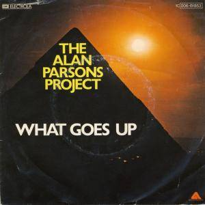 The Alan Parsons Project: What Goes Up - Cover
