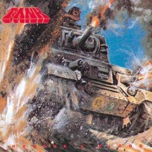 Tank: Honour & Blood - Cover