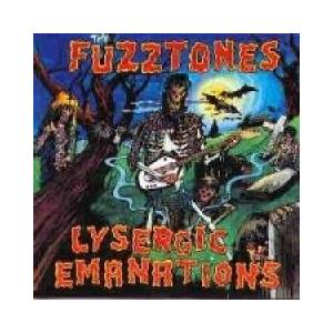 The Fuzztones: Lysergic Emanations - Cover