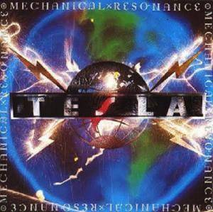 Tesla: Mechanical Resonance - Cover