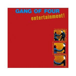 Gang Of Four: Entertainment! - Cover
