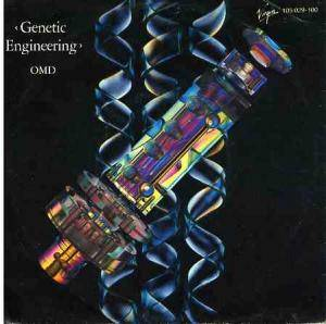 Orchestral Manoeuvres In The Dark: Genetic Engineering - Cover