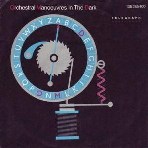 Orchestral Manoeuvres In The Dark: Telegraph - Cover