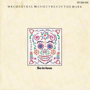 Orchestral Manoeuvres In The Dark: So In Love - Cover