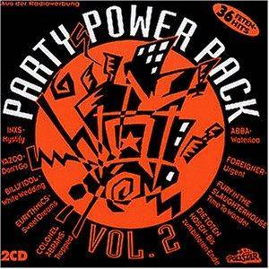 Party Power Pack 2 - Cover