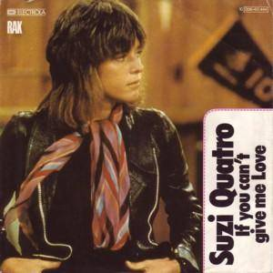 Suzi Quatro: If You Can't Give Me Love - Cover