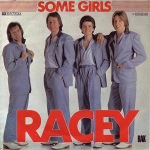 "Racey: Some Girls (7"") - Bild 1"