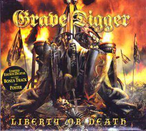 Grave Digger: Liberty Or Death (CD) - Bild 1