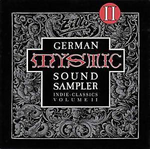 Cover - Fahrenheit 451: German Mystic Sound Sampler - Indie Classics Volume II
