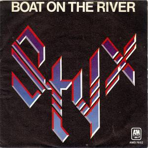 Styx: Boat On The River - Cover