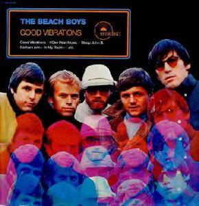 The Beach Boys: Good Vibrations (EMI) - Cover