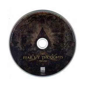 Fear My Thoughts: Vulcanus (CD) - Bild 3