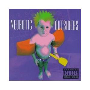 Cover - Neurotic Outsiders: Neurotic Outsiders