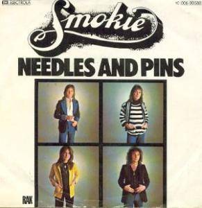 Smokie: Needles And Pins - Cover