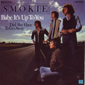 Smokie: Babe It's Up To You - Cover