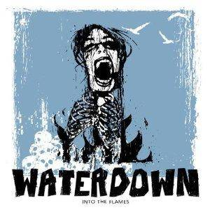 Cover - Waterdown: Into The Flames