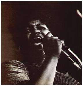 Cover - Big Mama Thornton: With The Muddy Waters Blues Band 1966