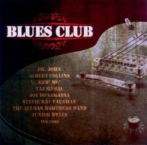 Cover - Jimmie Vaughan: Blues Club