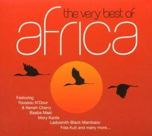 Very Best Of Africa, The - Cover