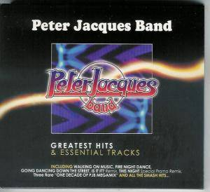 Peter Jacques Band: Greatest Hits & Essential Tracks - Cover