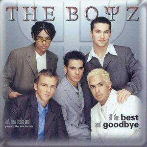 Cover - Boyz, The: All The Best And Goodbye