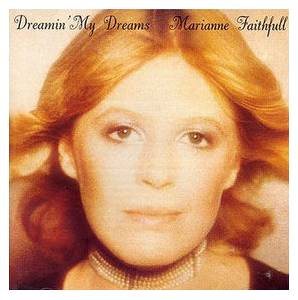Cover - Marianne Faithfull: Dreamin' My Dreams