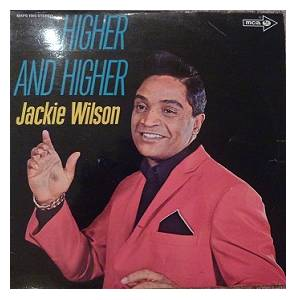 Cover - Jackie Wilson: Higher And Higher