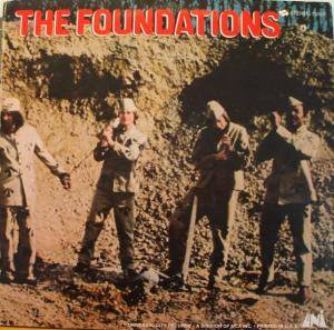 Cover - Foundations, The: Digging The Foundations
