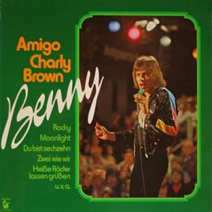 Cover - Benny: Amigo Charly Brown