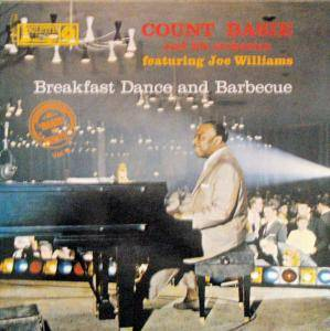 Cover - Count Basie & His Orchestra: Breakfast Dance And Barbecue