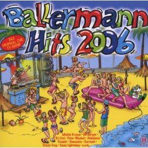 Cover - Crazy Frog: Ballermann Hits 2006