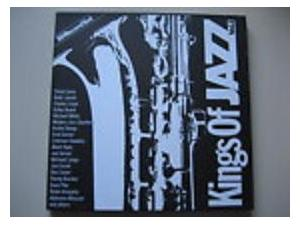 Kings Of Jazz Vol. 1 - Cover