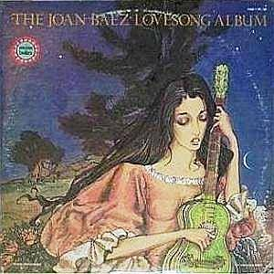 Joan Baez: Joan Baez Lovesong Album, The - Cover