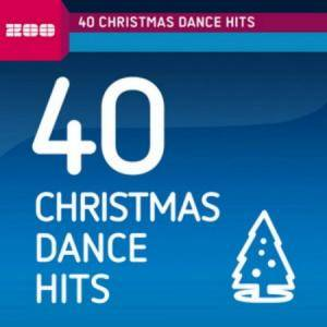 Cover - Manian: 40 Christmas Dance Hits