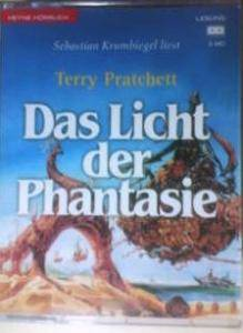 Cover - Terry Pratchett: Licht Der Phantasie, Das