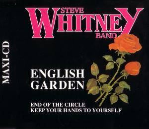 Cover - Steve Whitney Band: English Garden