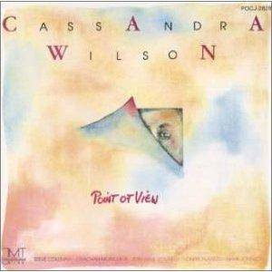 Cover - Cassandra Wilson: Point Of View