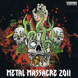 Metal Massacre 2011 - Cover