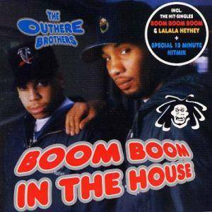 Cover - Outhere Brothers, The: Boom Boom In The House