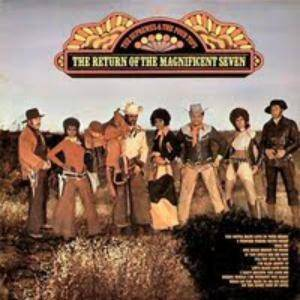 Cover - Supremes & The Four Tops, The: Return Of The Magnificent Seven, The