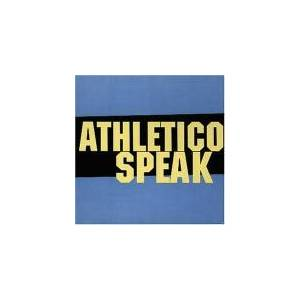 Cover - Capoeira Twins: Athletico Speak