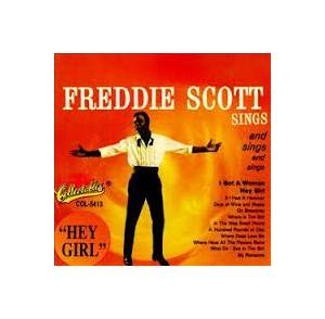 Cover - Freddie Scott: Sings And Sings And Sings