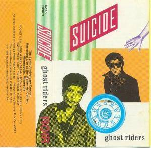 Cover - Suicide: Ghost Riders