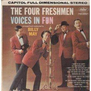 Cover - Four Freshmen, The: Voices In Fun