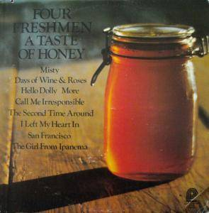 Cover - Four Freshmen, The: Taste Of Honey, A