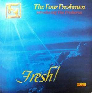 Cover - Four Freshmen, The: Fresh! Introducing The Freshorns