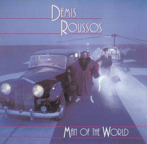 Demis Roussos: Man Of The World - Cover