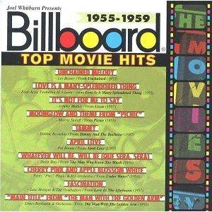 Billboard - Top Movie Hits, 1955 - 1959 - Cover