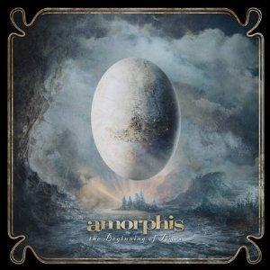 Amorphis: Beginning Of Times, The - Cover